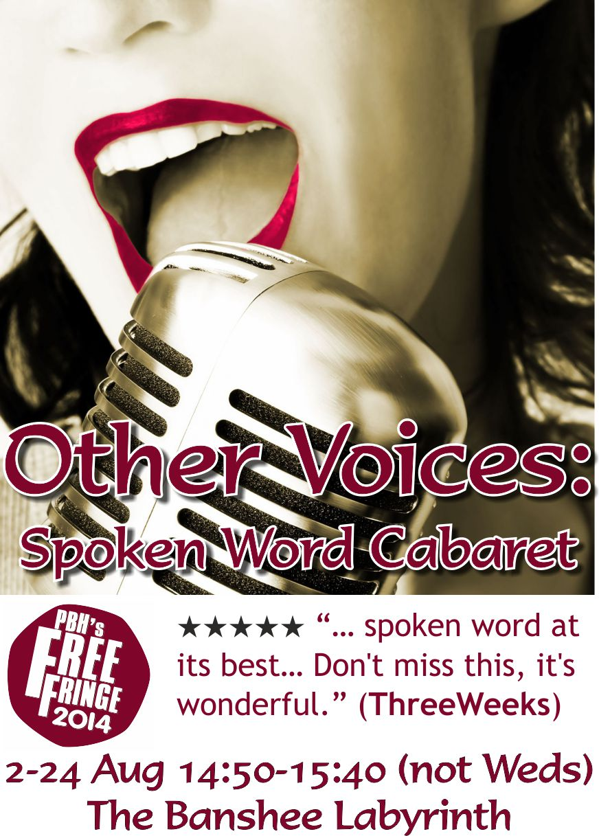 Other Voices at the Edinburgh Fringe