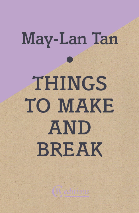 Things to Make and Break - May-Lan Tan