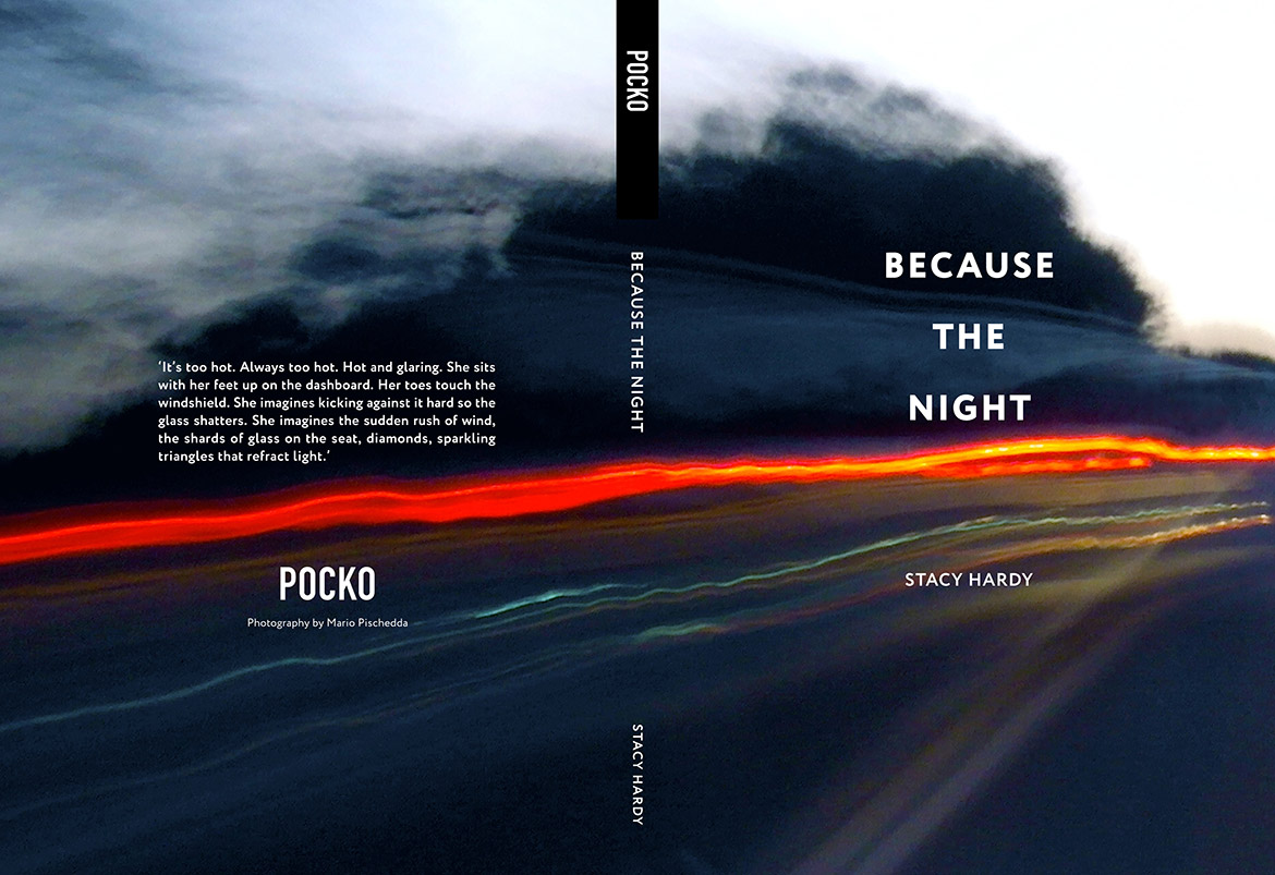 Because The Night Stacy Hardy
