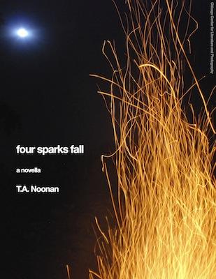 Four Sparks Fall Patrick Lenton