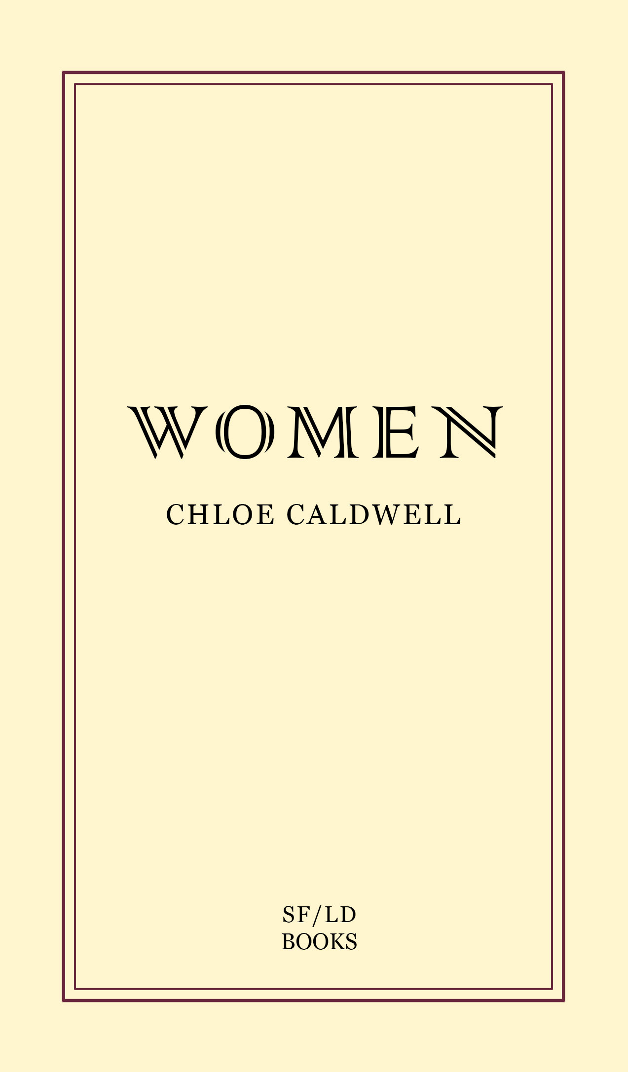 chloe caldwell essay Chloe caldwell is the author of the essay collection legs get led astray (future tense books) her nonfiction can be found on the nervous breakdown, freerange.