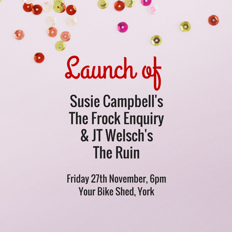 Launch of Susie Campbell's The Frock Enquiry & JT Welsch's The Ruin (4)