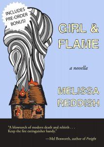 Girl &Flame