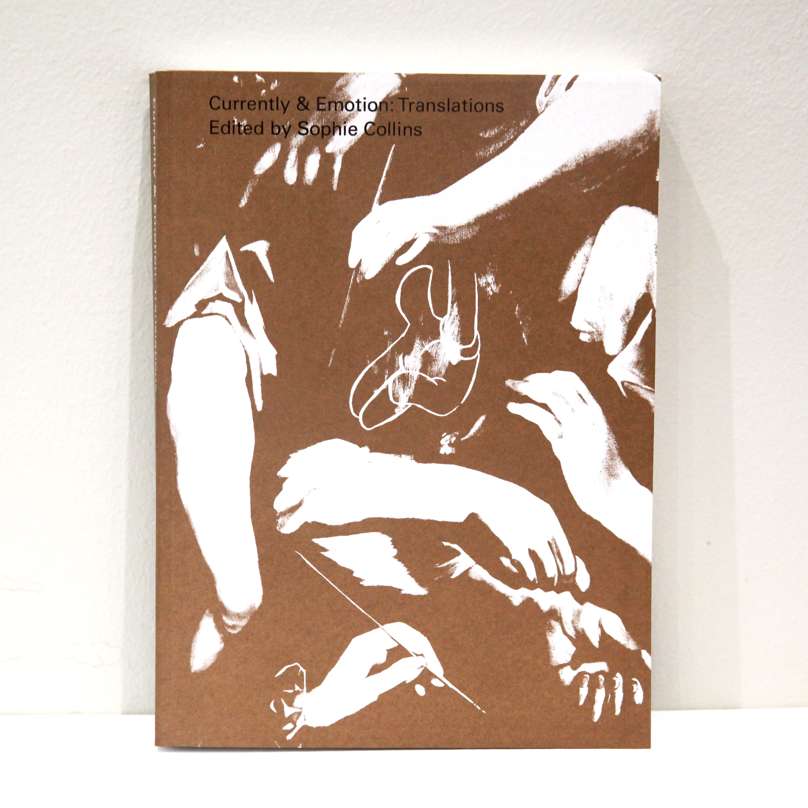 <i>Currently & Emotion</i> ed. by Sophie Collins