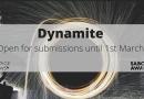DYNAMITE: a Saboteur Awards Commission