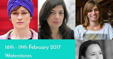 Verve Poetry Festival, 16-19th February 2017
