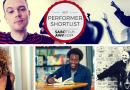 Saboteur Awards 2017: Spotlight on the Best Spoken Word Performer Shortlist
