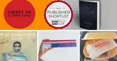 Saboteur Awards: Spotlight on the Most Innovative Publisher