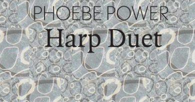 <i>Harp Duet</i> by Phoebe Power