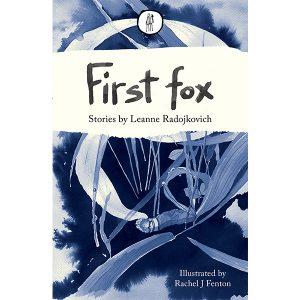 First fox by Leanne Radojkovich
