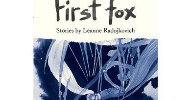 <i>First fox</i> by Leanne Radojkovich