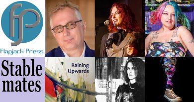 <i>Stablemates</i> (Rosie Garland, Jackie Hagan, Henry Normal with Jill Abram, Waterstones, Birmingham, 18 Oct 2017)