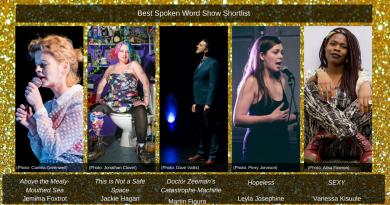 Saboteur Awards 2018: Spotlight on the Best Spoken Word Show Shortlist