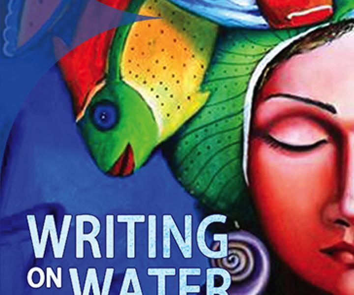 <i>Writing on Water</i> by Maggie Harris