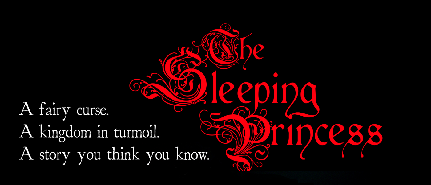 The Sleeping Princess by Hel Robin Gurney