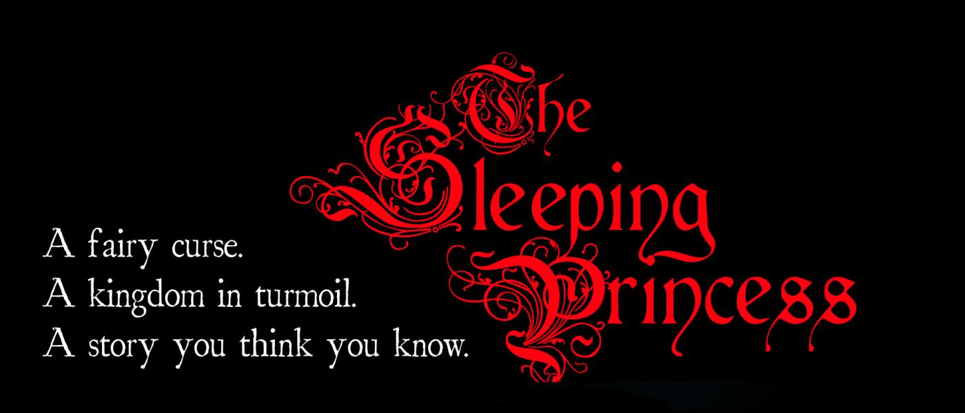 The Sleeping Princess by Hel Robin Gurney