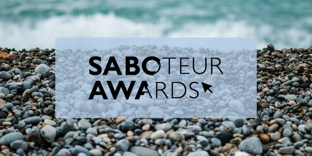 Saboteur Awards 2019 – Nominations