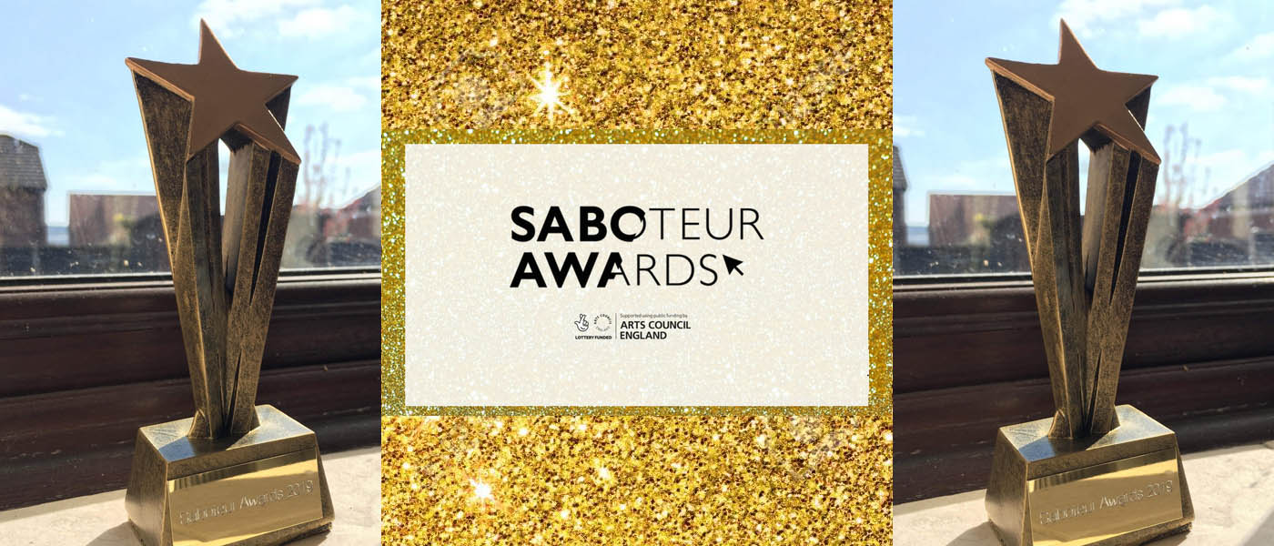 Saboteur Awards 2019: Shortlists