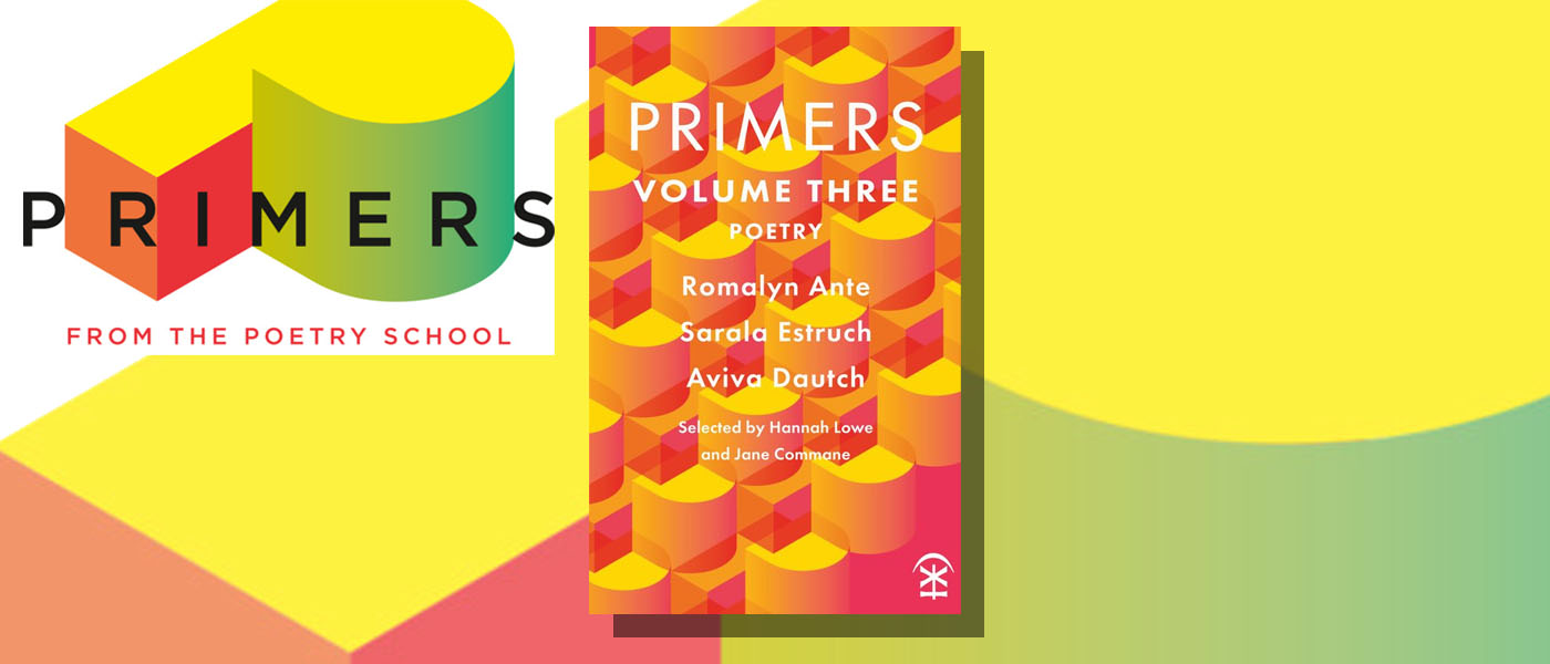 <I> Primers Volume Three </I> Romalyn Ante, Sarala Estruch, Aviva Dautch