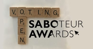 Saboteur Awards Festival 2020 – Voting is open!