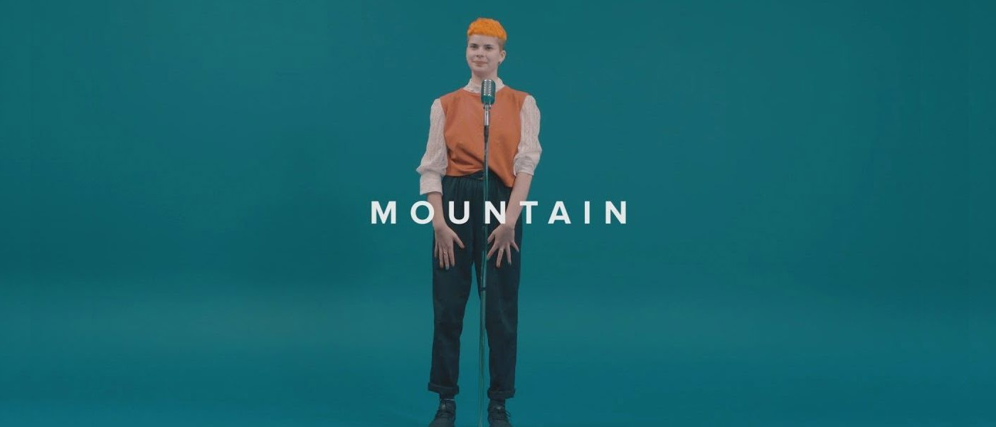 Spoken Word Playlist #4: 'Mountain' by Jet Sweeney