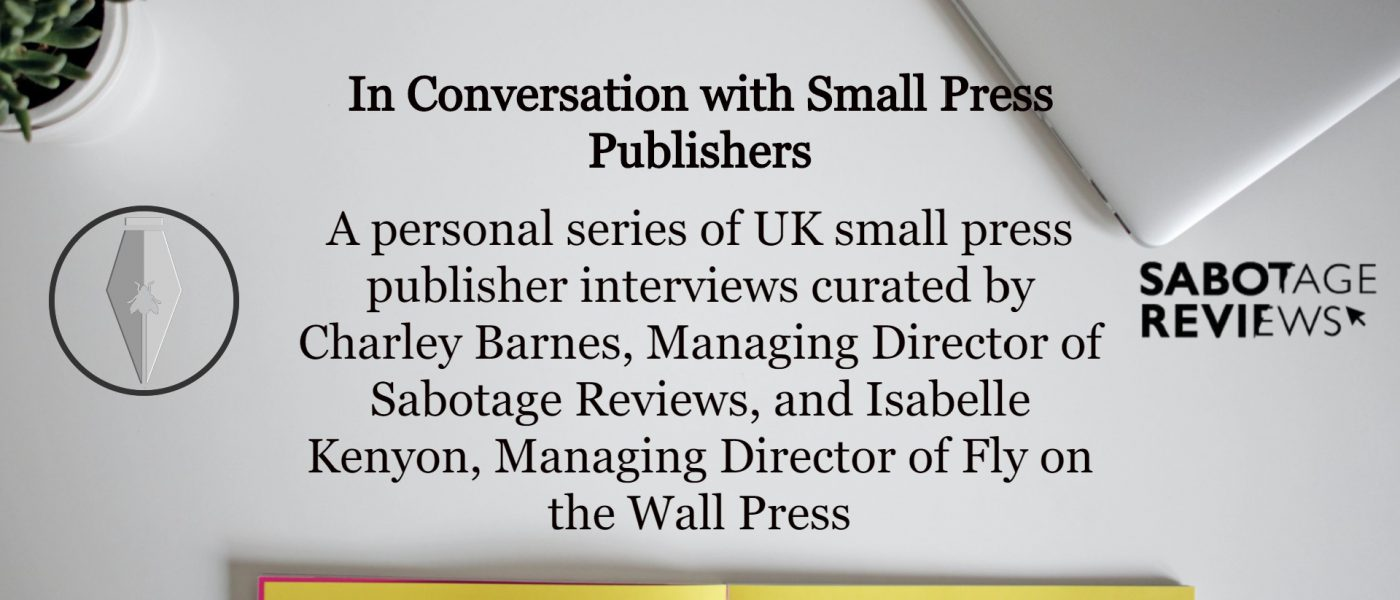 Call for submissions: In Conversation with Small Press Publishers