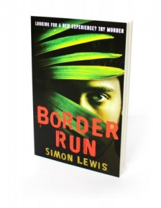 Border Run Simon Lewis