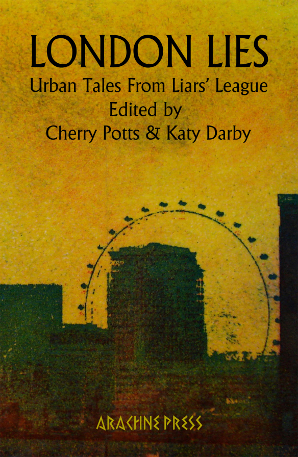 London Lies Arachne Press
