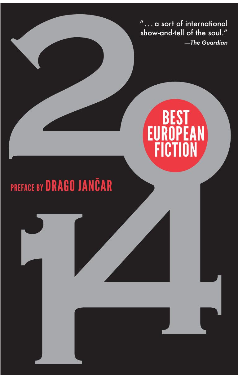 Best European Fiction 2014 Dalkey Archives