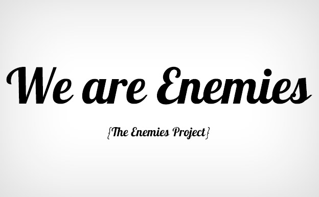 we-are-enemies