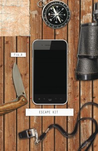 Escape Kit by William Thirsk-Gaskill