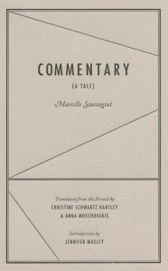 Commentary (A Tale)