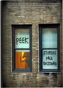 Peek by Paul Beckman