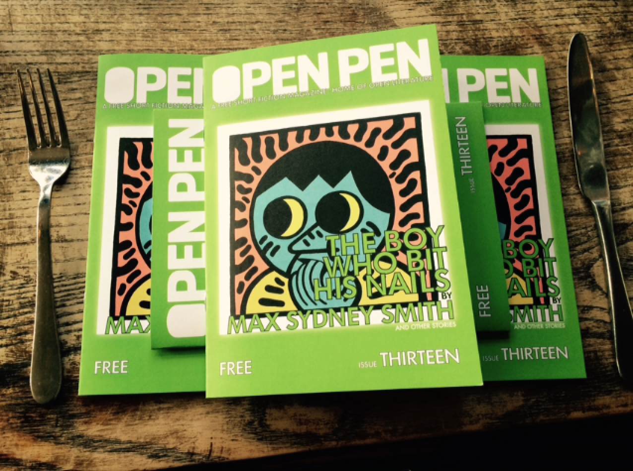 Open Pen Thirteen