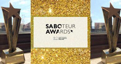 Saboteur Awards 2019: Shortlists