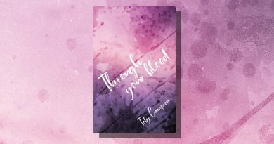 <I>Through your blood</I> by Toby Campion
