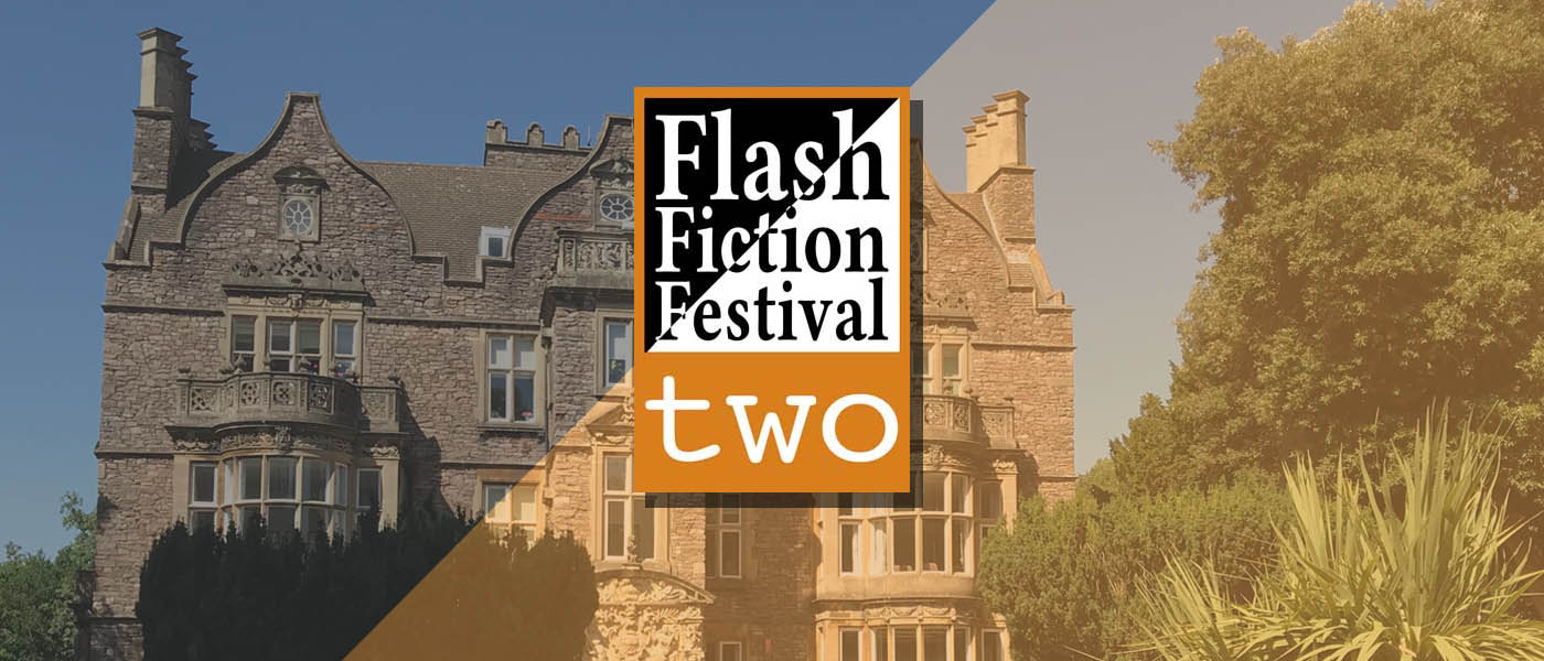<i> Flash Fiction Festival Two </i> edited by Jude Higgins, Santino Prinzi and Diane Simmons