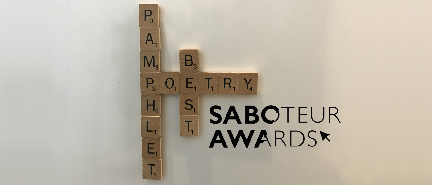 Saboteur Spotlight: Best Poetry Pamphlet 2021, The Weight of Snow by Pauline Rowe