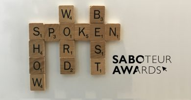 Saboteur Spotlight: Best Spoken Word Show 2021, Spark by Sarah Grant
