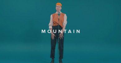Spoken Word Playlist #4: 'Mountain' by Jet Sweeney