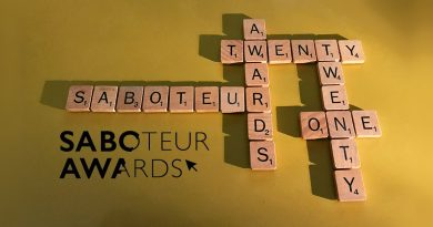 Saboteur Awards 2021: When are the winners announced?