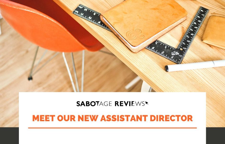 Announcement: Meet our new Assistant Director!